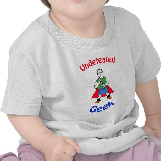 Friki invicto camiseta