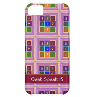 FRIKI: Juegos de concurso para los niños Carcasa Para iPhone 5C