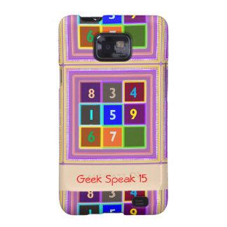 FRIKI: Juegos de concurso para los niños Samsung Galaxy S2 Carcasa