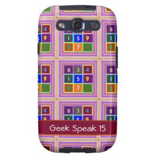 FRIKI: Juegos de concurso para los niños Samsung Galaxy S3 Funda