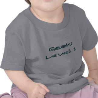 Friki Nivel 1 Camisetas