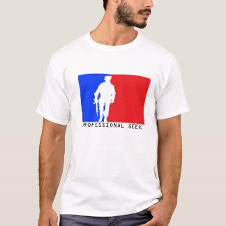 friki profesional camiseta