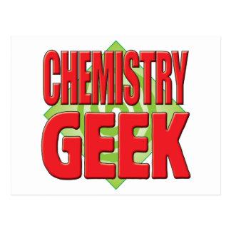 Friki v2 de la química postal