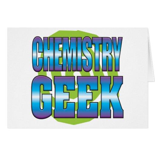 Friki v3 de la química felicitacion