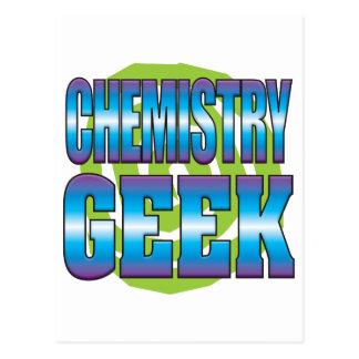 Friki v3 de la química postales