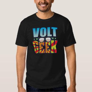 Friki v4 de voltio camisetas