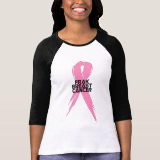 Frikis contra cáncer de pecho camiseta