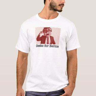 Frikis para Bernie Camiseta