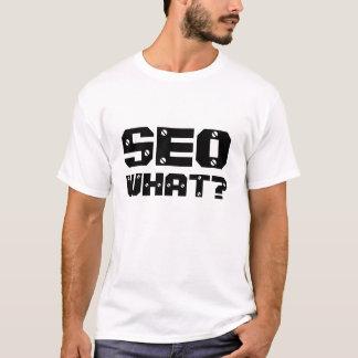 Frikis y empollones del márketing del Internet: Camiseta