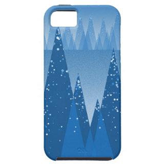 Frío en el bosque funda para iPhone SE/5/5s