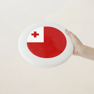 Frisbee De Wham-O Bandera de Tonga
