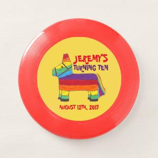 Frisbee De Wham-O Fiesta de cumpleaños personalizada del Pinata del
