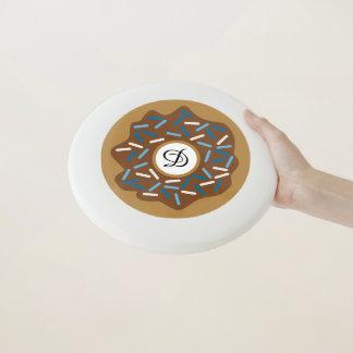 Frisbee De Wham-O Los anillos de espuma del invierno con el azul
