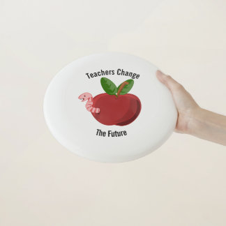 Frisbee De Wham-O Los profesores cambian el futuro