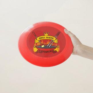 Frisbee De Wham-O Reina de la parrilla