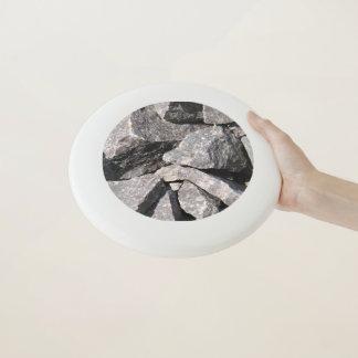 Frisbee De Wham-O Roca floja del granito
