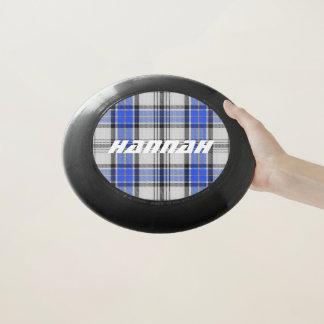Frisbee De Wham-O Tela escocesa de tartán de Hannay del clan de