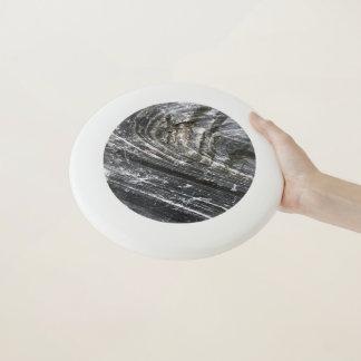 Frisbee De Wham-O Textura decorativa de la roca de la geología
