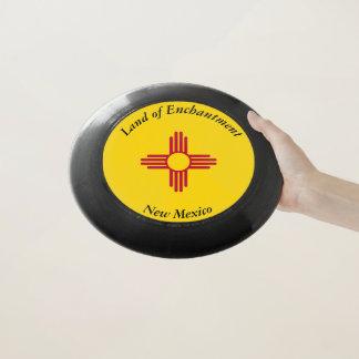 Frisbee De Wham-O Tierra de Frizbee Zia Sun del encantamiento New