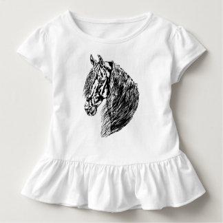 Frisio 1 - camiseta del volante del niño