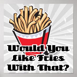 fritadas del gusto con eso póster