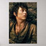 Frodo en la desesperación posters