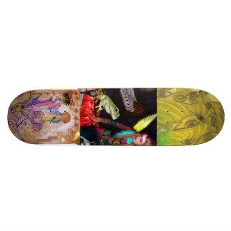 Frogboard del pastel de queso tabla de patinar