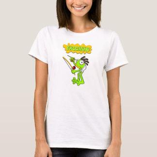 Froginho las camisetas/los suéteres para mujer de camiseta