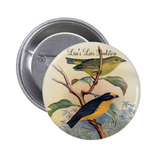 Frohawk - Tanager violeta Pins
