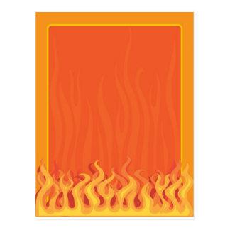 Frontera del fuego postal