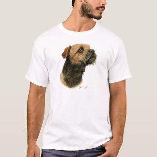 Frontera Terrier Camiseta