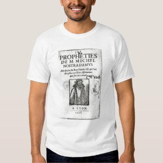 Frontispiece a 'Les Propheties de M. Miguel Camiseta