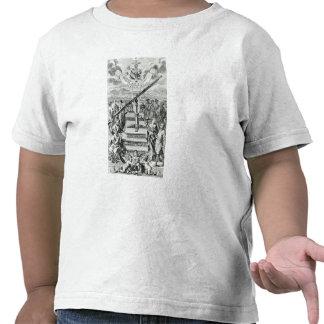 Frontispiece 'Oculus Artificialis Camisetas