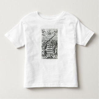 Frontispiece 'Oculus Artificialis Camiseta De Bebé