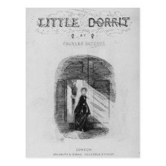 "Frontispiece ""poco Dorrit"" por Charles Postal"