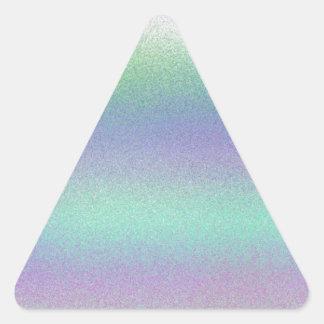 Frost reconstruido calcomanías trianguladas