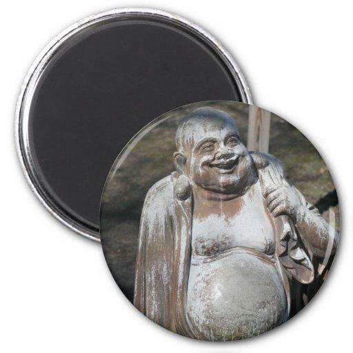 Frotamiento del Belly del Buda de risa para la sue Imán