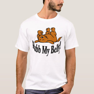 Frote mi camisa del Belly