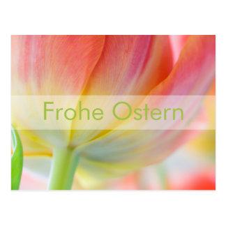 Fruehling • Oster-Postkarte Postal