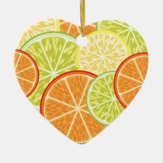 fruta cítrica adorno para reyes
