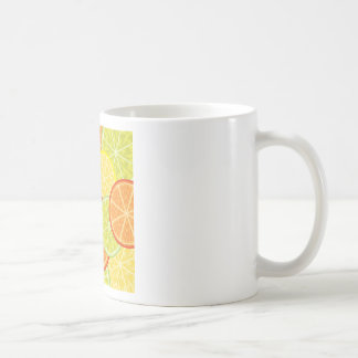 fruta cítrica tazas