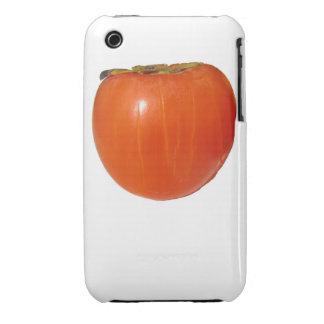 Fruta del caqui carcasa para iPhone 3