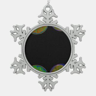 fruta del extracto de la parte posterior del negro adorno