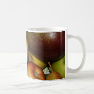 Fruta en la taza