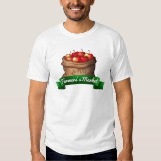 Fruta en saco camiseta