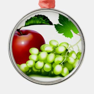 Fruta fresca ornamentos para reyes magos