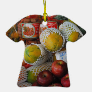 Fruta tailandesa adorno de reyes