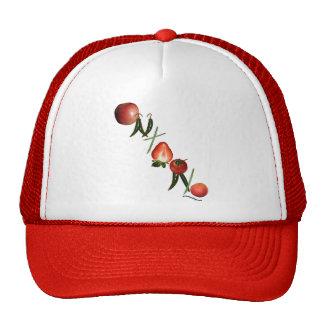 Fruta y verduras de Ontario Gorras