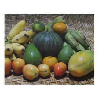 Frutas Cuadro