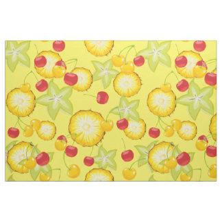 Frutas dulces del verano telas